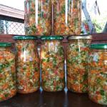 Zeleninová směs do polévek