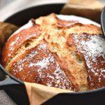 Křupavý domácí chléb