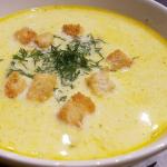 Recept na lahodnou sýrovou polévku, kterou budete mít připravenou za pár minut