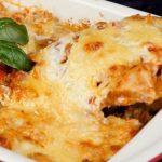 Líné lasagne