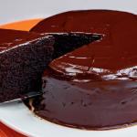 Čokoládový dortík z mikrovlnky