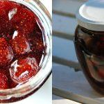 Jahodový džem pětkrát jinak