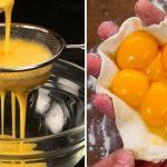 Kreativní recepty z vajíček
