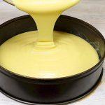Bleskurychlý vanilkový piškot