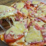 Jednoduchá pizza z pánve