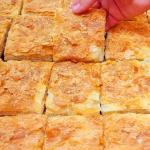 Neobvykle chutné, snadné a levné pečivo z listového těsta
